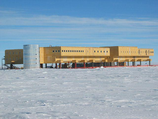 NewStationSouthpole
